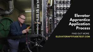 Elevator Installer and Repairer Apprentice Application